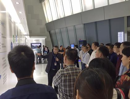 台州市人大常委会相关领导莅临达实参观交流