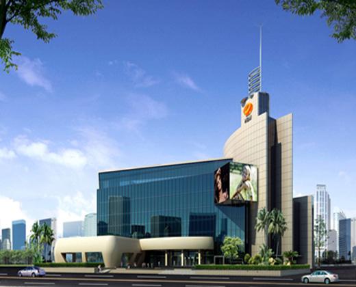 湖南省广播电视大楼