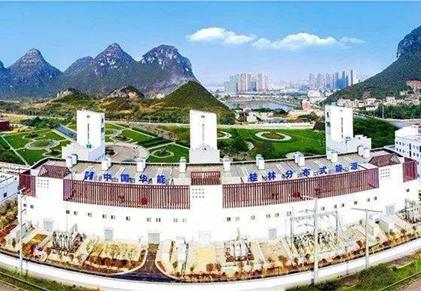 广西华能桂林燃气分布式能源项目