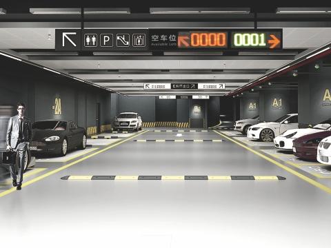 智慧停车场系列